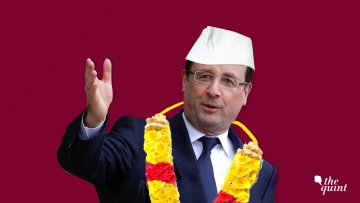 FK Hollande is the Mahagathbandhan candidate from Puducherry and sources say that he's set to win.
