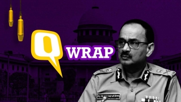 Listen to <b>The Quint</b>'s podcast for a quick round-up of the top stories of the day.