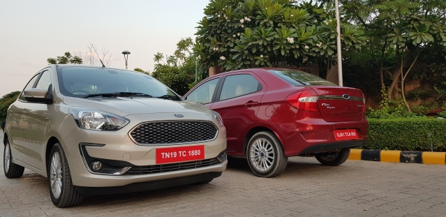 The Ford Aspire diesel gets a new gearbox, retains punchy 1.5 litre engine.