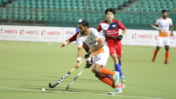The Indian Men's Hockey Team will play their Semi-Final match of the competition on Saturday, 27 October.