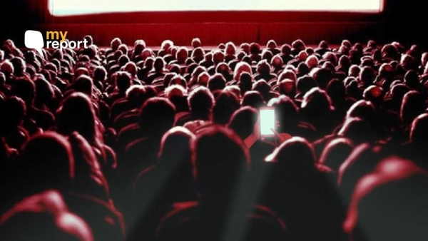 What was a government officer doing on a Wednesday afternoon in a film theatre anyway?