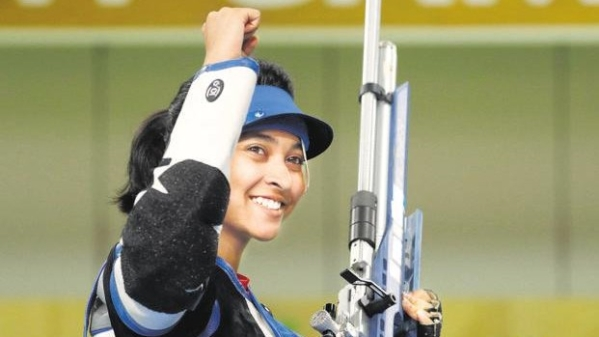 India bags 3rd Silver medal of Youth Olympic Games-2018 by Mehuli Ghosh in 10m Air Rifle.