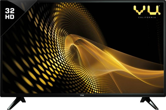 The Vu HD Ready TV.