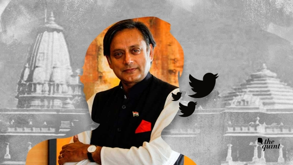 Good  vs Bad Hindu: How News Channels Lost the Plot on Tharoor