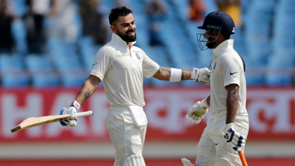 India captain Virat Kohli remains the number one Test batsmen in the latest ICC rankings.