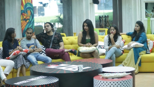 Tensions are running high in the <i>Bigg Boss </i>house.