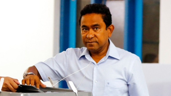 The Maldives' top court has dismissed the outgoing president's petition seeking an annulment of last month's presidential election results.