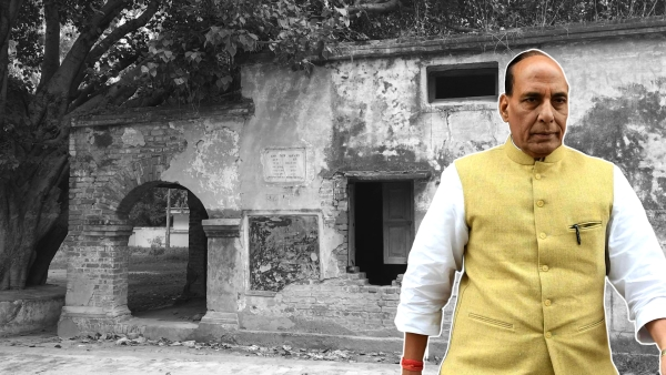 How 'Adarsh' is Beti, Home Minister Rajnath Singh's adopted village?