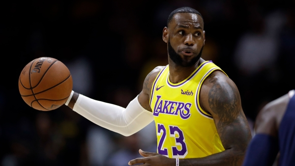 LeBron James in LA: Superstar Begins Next Chapter With Lakers