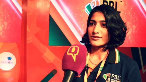 Ashwini Ponnappa speaks to <b>The Quint</b>.