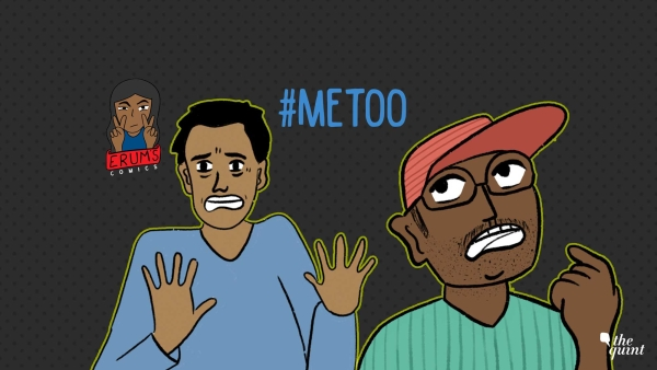 Erum's Comics: To All The Boys Who 'Survived' #MeToo