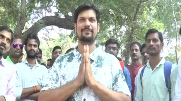 Sudeep Shukla, a hearing- and speech-impaired man quit his job at Infosys to contest the 2018 MP polls.