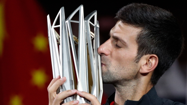 Shanghai Masters: Novak Djokovic Wins a Record Fourth Title