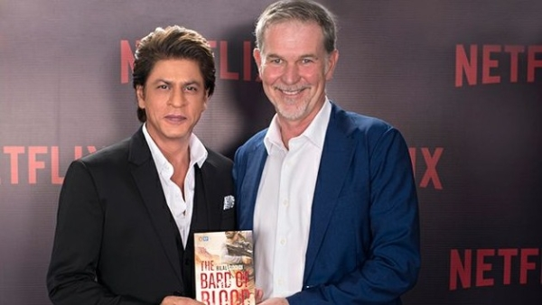 SRK Is Excited As Netflix's 'Bard of Blood' Goes on Floors in Leh