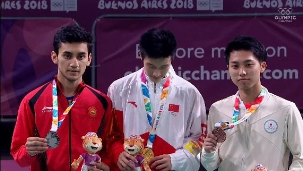 Youth Olympics: Lakshya Sen Falters in Final, Settles for Silver