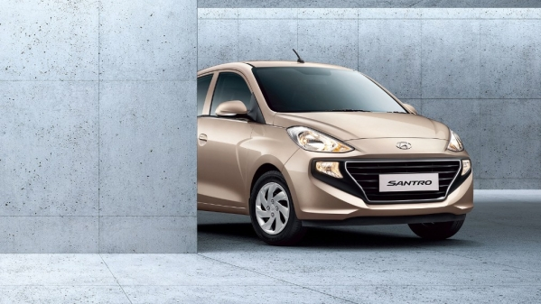 This is the all-new Santro, launching very soon in India.