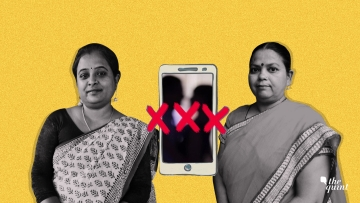 In WhatsApp groups for journalists, men would send porn, morphed photos, and make sexist jokes.