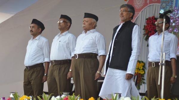 Ram Mandir Vital for Self-Esteem: Bhagwat at Vijayadashami Event