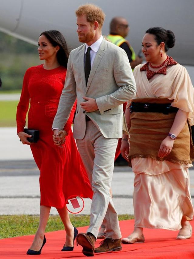 Meghan Markle's fashion fail.