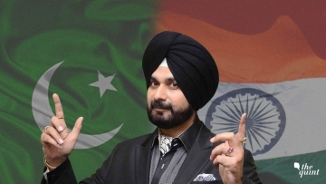 Sidhu, referring to Pakistan, had said that an entire nation cannot be blamed because of a handful of people.
