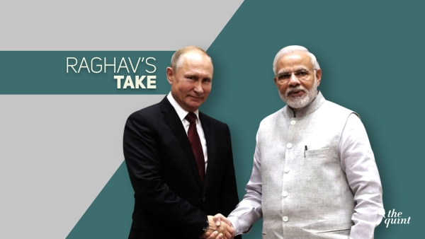 Friday's Putin-Modi Summit was exerting hard to fly under the US radar.