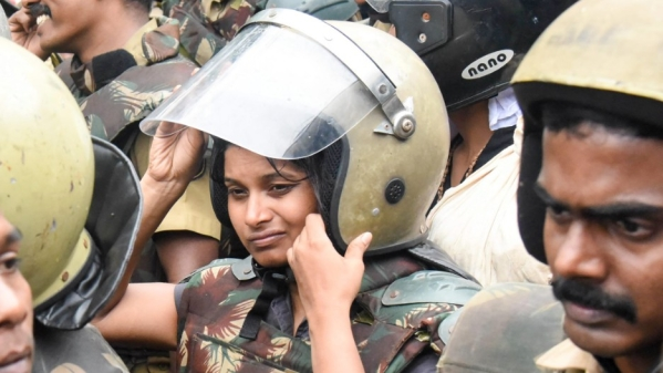 Sabarimala Row: Two Women Forced to Return Amid Violent Protests