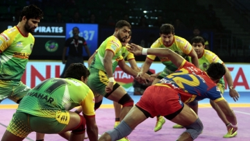 At the end of the Chennai leg, UP Yoddha finished with six points from two games while Patna have five from two outings in Zone B.