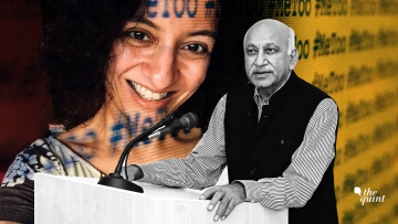 MJ Akbar filed a defamation case against journalist Priya Ramani after she raised allegations of sexual harassment against him.