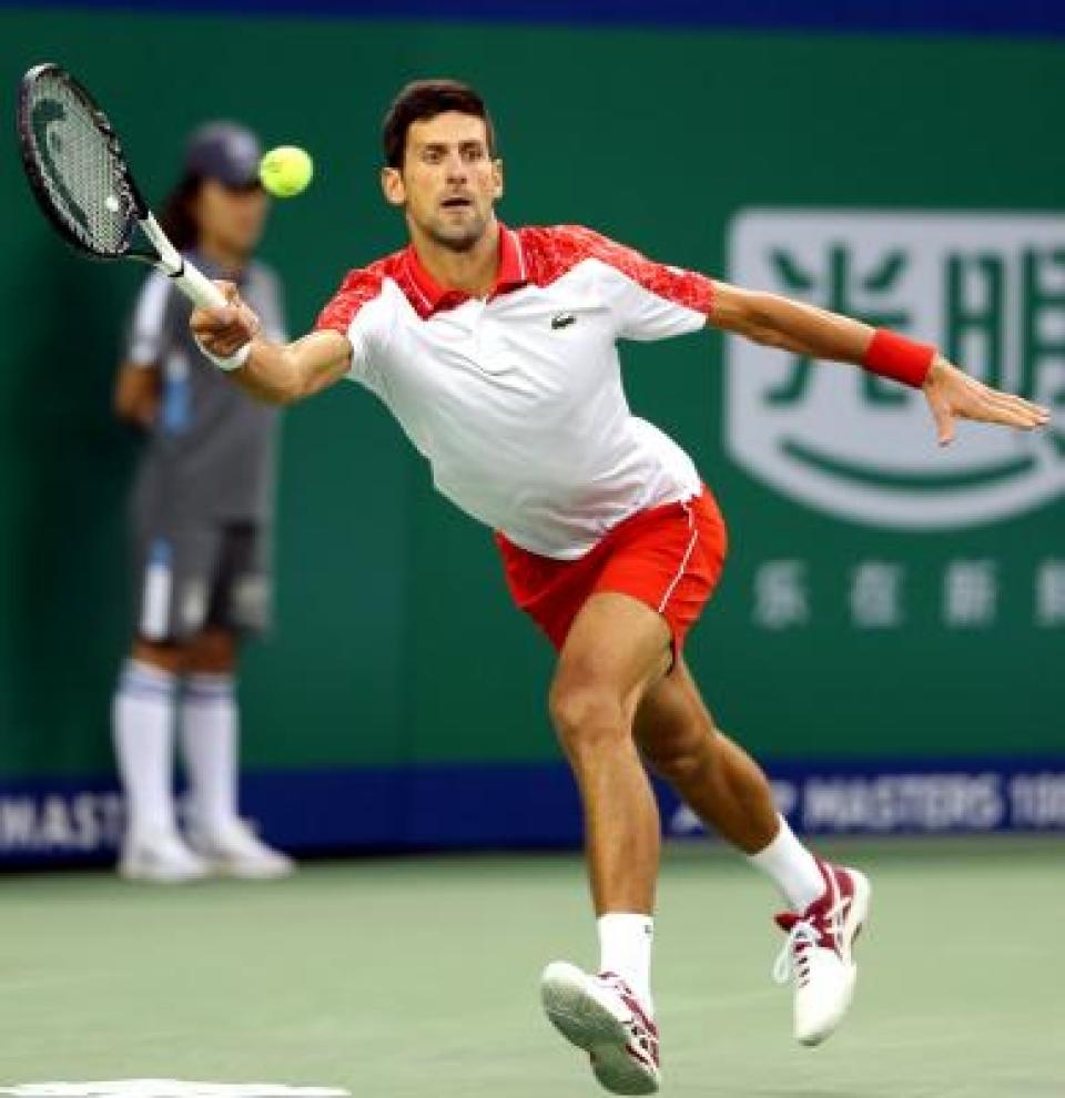 210228f2b5a9 Djokovic wins record 4th Shanghai Masters