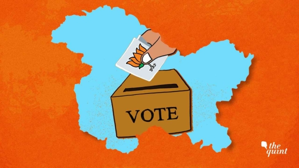 BJP's victory in Kashmir has come at a huge cost.