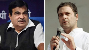 Nitin Gadkari had allegedly said in a Marathi TV show that the BJP had come to power by making false promises.