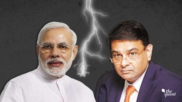 RBI Governor Met PM Modi on 9 November to Resolve Ongoing Issues