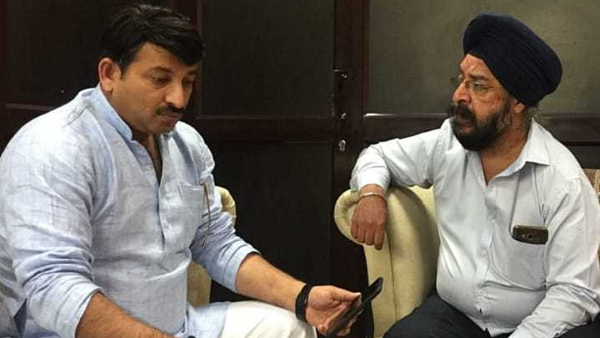 BS Vohra met with Manoj Tiwari to discuss the issue.