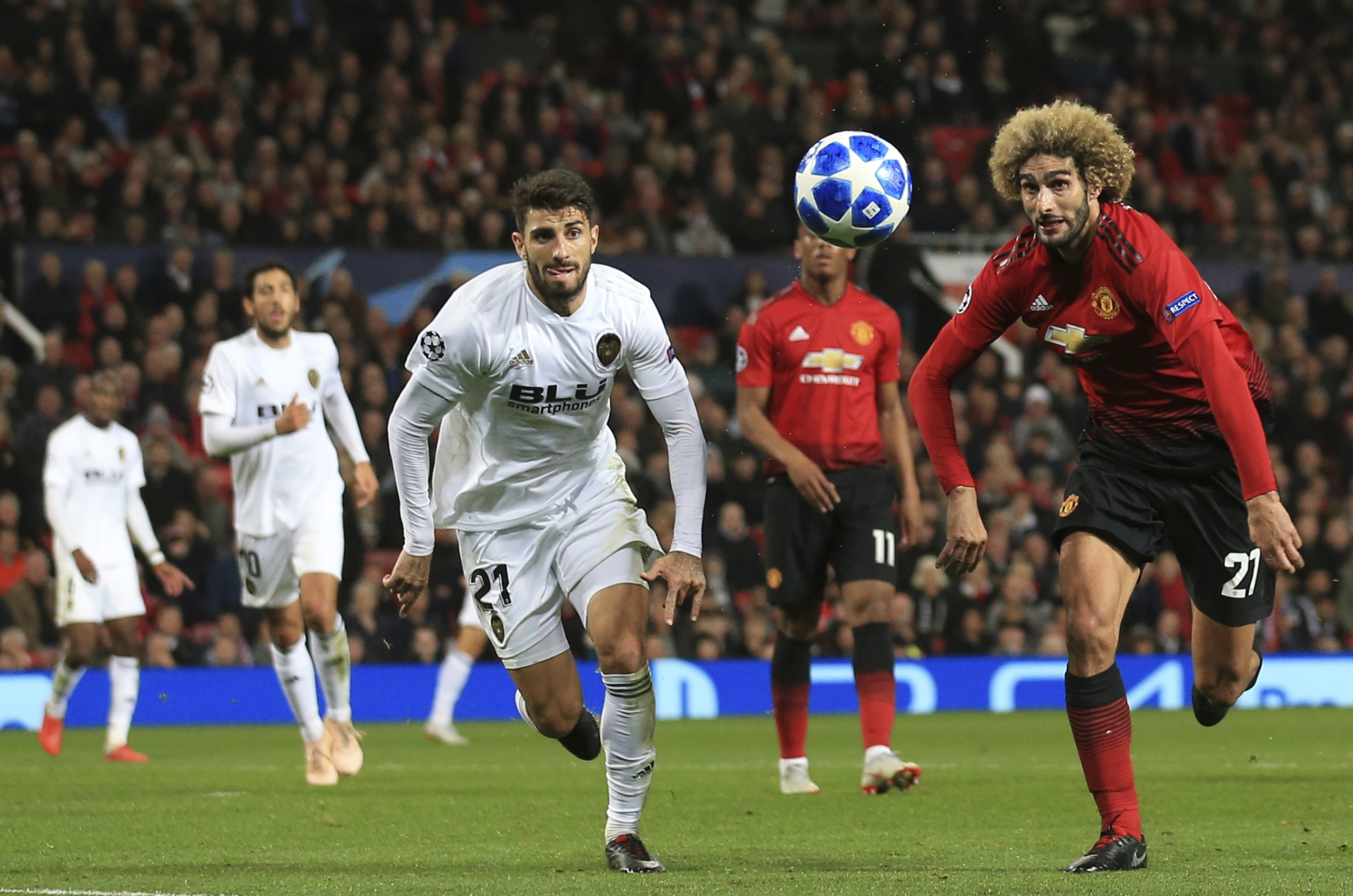 Manchester United set for UEFA sanctions after Valencia late show