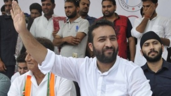 NSUI President Fairoz Khan Resigns After Sexual Harassment Charges