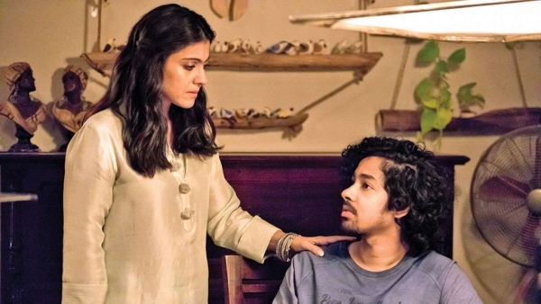 Kajol and Riddhi Sen in <i>Helicopter Eela. </i>