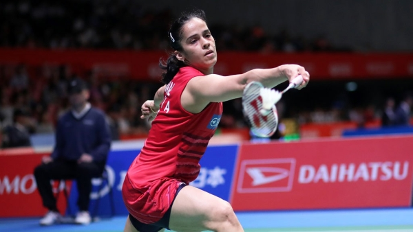 Saina Nehwal entered the finals of the Denmark Open.