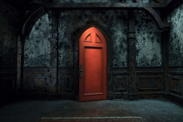 A still from <i>The Haunting of Hill House</i>.