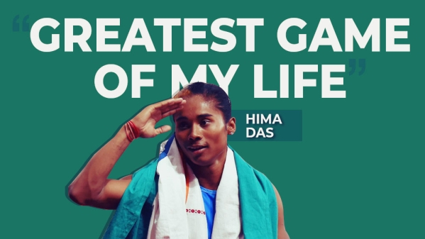 Podcast: Hima Das Recalls World U-20 Championships Gold Medal