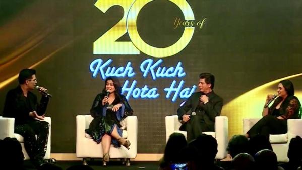 20 Years of 'Kuch Kuch Hota Hai': Scenes From the Big Bash