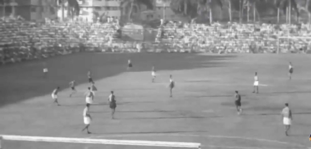 A screenshot from the file footage of Rovers Cup in Mumbai.