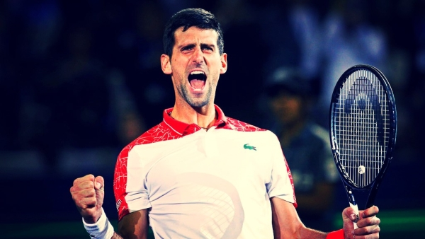 From World Number 22 to Rank 2: Tracing Novak Djokovic's Comeback