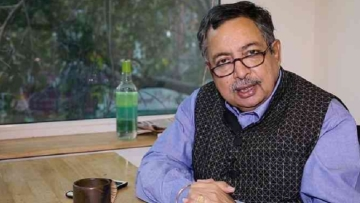 File image of The Wire's consulting editor Vinod Dua.