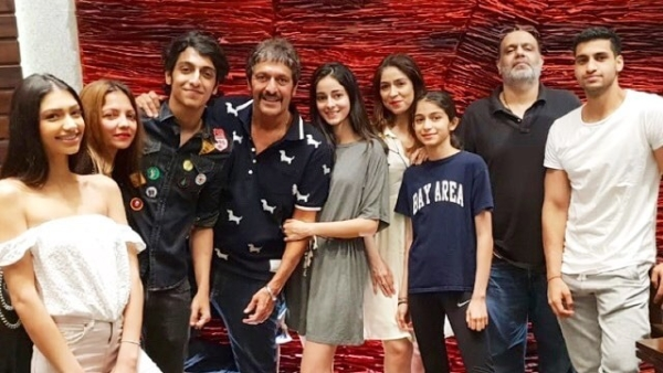 Ananya Panday Gets the Cuddliest Present for 20th B'Day