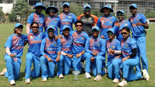 File photo of the Indian women's team.