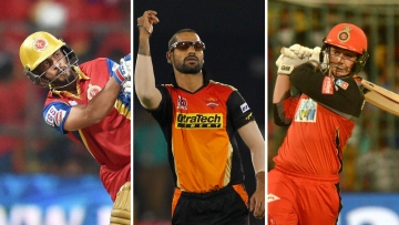 Manpreet Singh has been traded for Marcus Stoinis by RCB. Shikhar Dhawan may play for home franchise Delhi Daredevils, reports suggest.