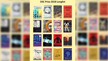 The DSC Prize 2018 Longlist was announced on 10 October.