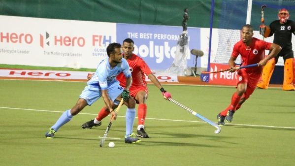 Indian Hockey Team Thrash Oman 11-0 in Asian Champions Trophy