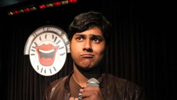 Comedian Utsav Chakraborty has been accused of sexual misconduct.