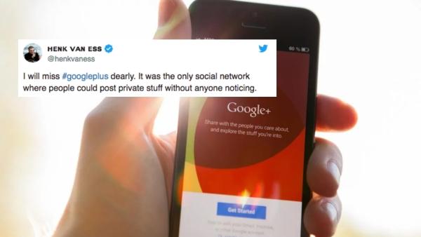 Google is set to to shut downGoogle+.